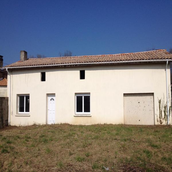 Offres de vente Maison Églisottes-et-Chalaures 33230