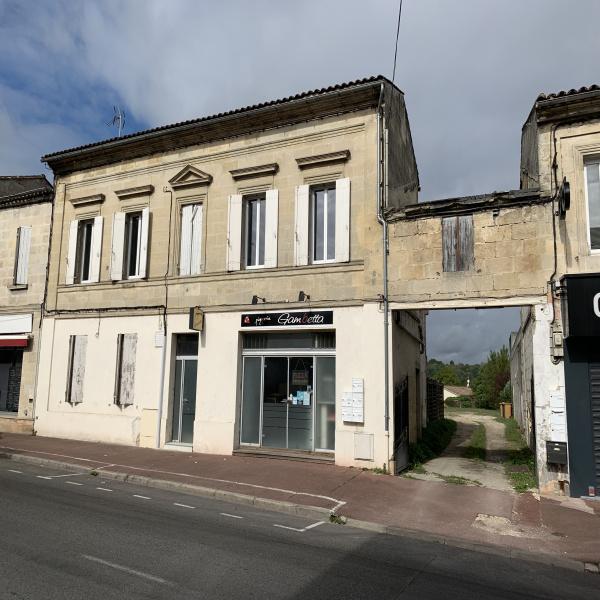 Offres de vente Immeuble Coutras 33230