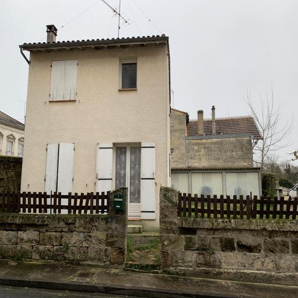 Offres de vente Maison Guîtres 33230