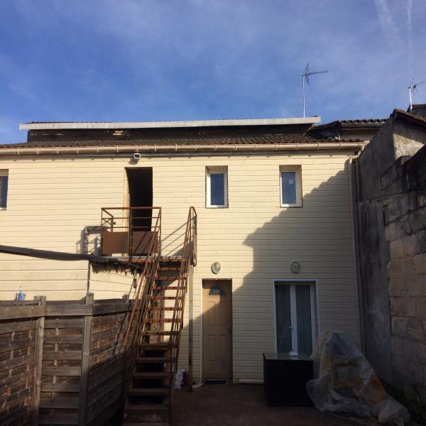 Offres de location Appartement Coutras 33230